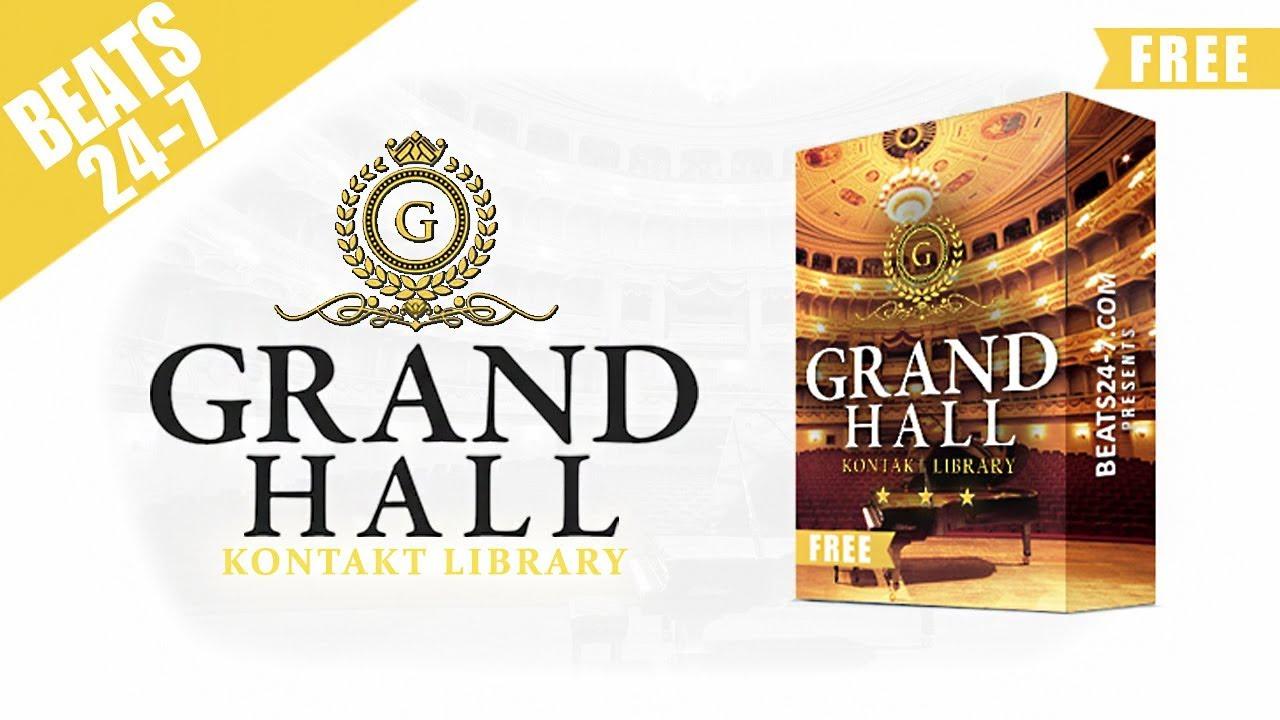 Free Kontakt Library 2019 Grand Piano Hall Preset Bank