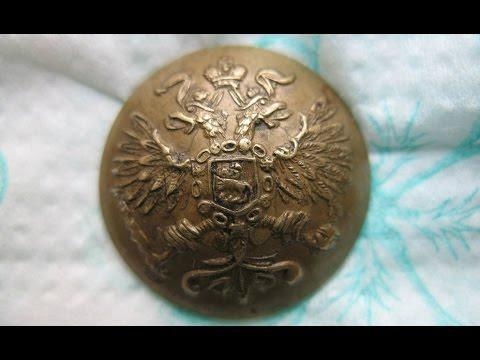 Пуговицы царской россии с орлом цена монета 10 рублей сахалинская