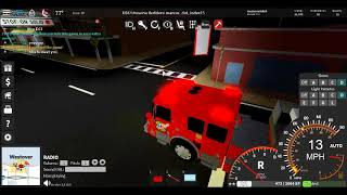 roblox westover being a firefighter