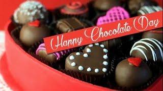 WhatsApp Video | #ChocolateDay #9th February|Happy Chocolate Day best new love WhatsApp status Video