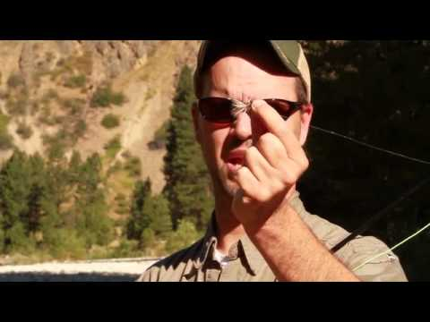 Meet Hank Patterson!  Your Fly Fishing Guide.