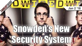 Snowden's New Security System; Browsing Tracked By Login Forms - ThreatWire thumbnail
