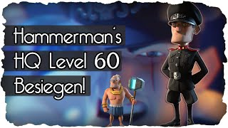BOOM BEACH - Hammerman's HQ 60: Neue Version! (Panzer Challenge - Deutsch) | xHeaven
