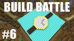 Minecraft - Build Battle - Ep6 - Kello!
