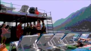 Denizde Tekne Turu Eğlencesi ( Oryantal, Trakya, Modern, Ankara Oyunu)