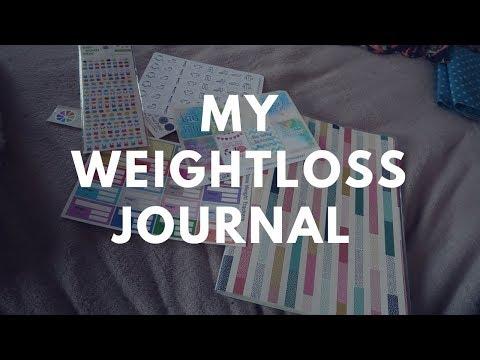 My Weight Loss Journal (DIY)