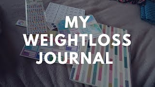 My Weight Loss Journal (DIY)