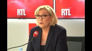 """""""Gilets jaunes"""", immigration et petites piques : Marine Le Pen était l'invitée de RTL le 19 décembre"""