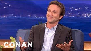 """Breckin Meyer Shares His """"Devil's Threesome"""" Experience - CONAN on TBS"""