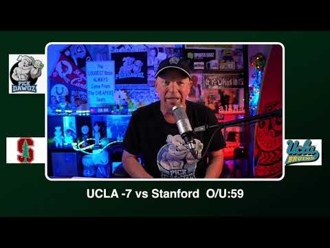 UCLA vs Stanford 12/19/20 Free College Football Picks and Predictions CFB Tips