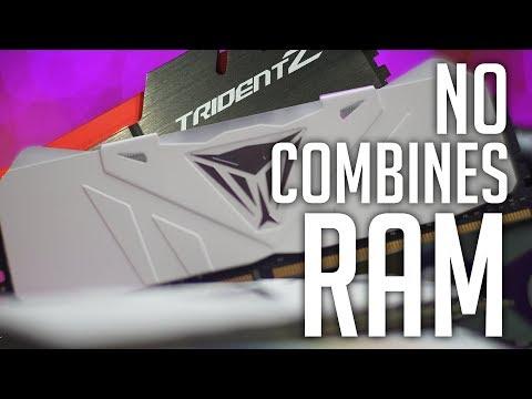 Lo que no sabías que puede pasar al combinar memorias RAM