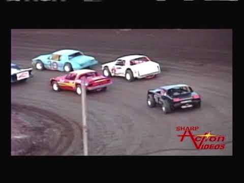 Peoria Speedway - 9/14/91 - Street Stocks