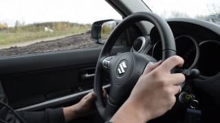 20.10.2012 GRANDиозный тест-драйв.  Suzuki Grand Vitara
