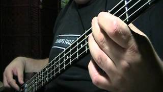 Queensryche Another Rainy Night Without You Bass Cover