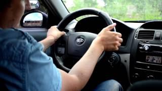 Видео уроки вождения от Street Drive. Руль