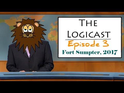 Is Alexandria Fort Sumter 2.0? - Logicast 3