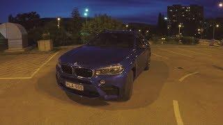 BMW X6M 🚗 575 ló 🦄 Brutális monstrum ⚠️
