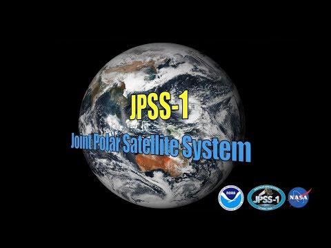 The World of NOAA's JPSS-1 Satellite, Now Known as NOAA-20!
