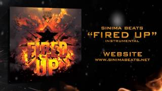 Fired Up Instrumental (Club Beat with Alternative Rock Guitars) Sinima Beats