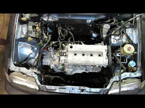 ZC Motor Swap Pt.2 HSG EP 207