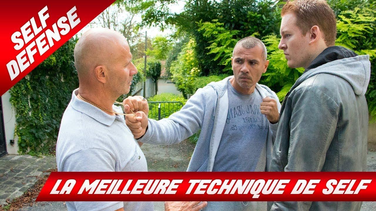 Download LA MEILLEURE TECHNIQUE DE SELF DEFENSE !