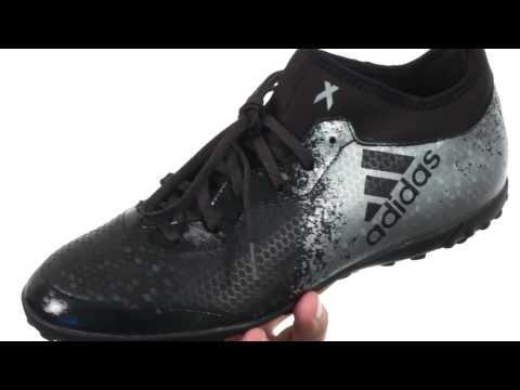 Adidas X 16.3 Indoor Football Boot Orange Black White