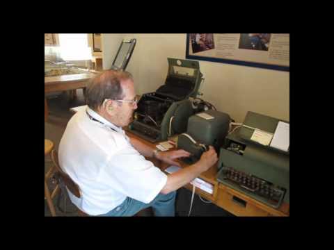 Preparation of a Radio Telegram