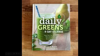 """""""Daily Greens 4-Day Cleanse"""" Flipgram"""