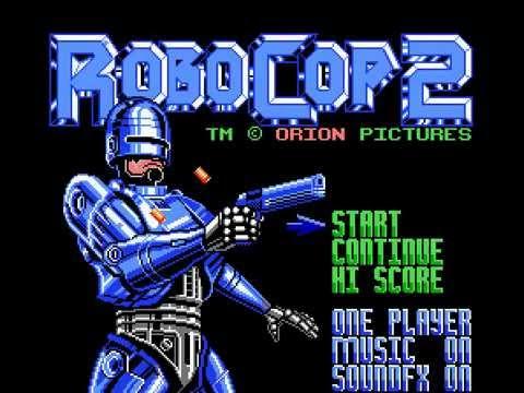 NES Longplay [402] RoboCop 2