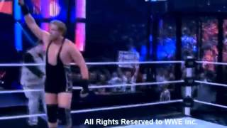 Jack Swagger Wins Elimination Chamber 2013