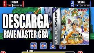 DESCARGAR-Rave Master Special Attack Force [GBA]