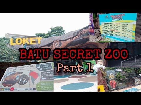 JATIM PARK 2 KELILING DI BATU SECRET ZOO ( Part 1 )