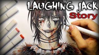 Laughing Jack: STORY - Creepypasta + Drawing