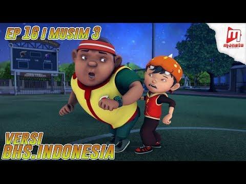 BoBoiBoy Reborn - Musim 3 EP 16 (Bhs  Indonesia)
