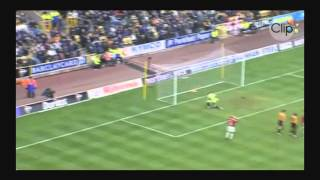 Wolves 1-0 Man United 2004 - Kenny Miller