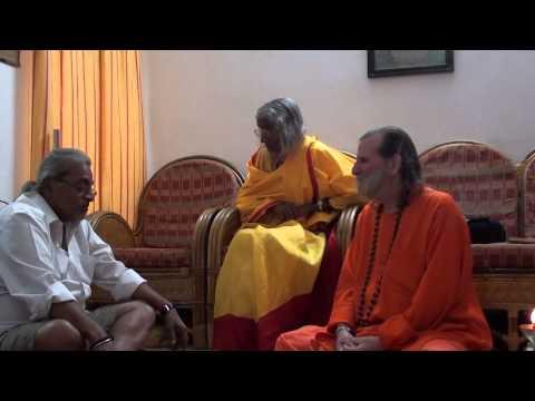 Satsang with IIM Professors in Bangalore