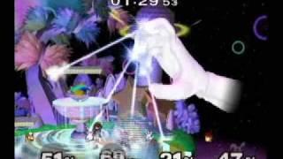 【スマブラDX】マスターハンドを使う裏技 thumbnail