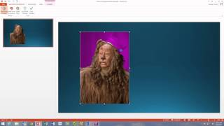 PowerPoint Tips and Tricks - How to use the Remove Background Tool