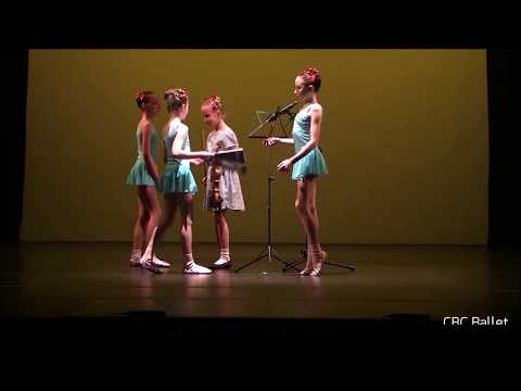 Grade 5 turns. Ballet (RAD)