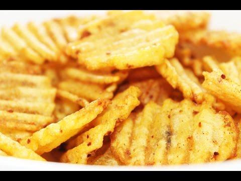 Evde Patates Cipsi Nasıl Yapılır? Soslu Patates Kızartması Tarifi - Yemek Tarifleri