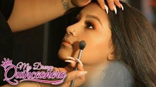 Makeup Transformation | My Dream Quinceañera - Jocelyn Ep4