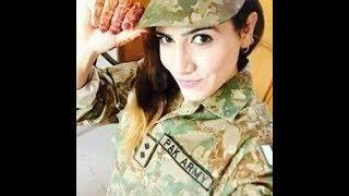 Pak Army girls training pics 2018 vs indian army girls