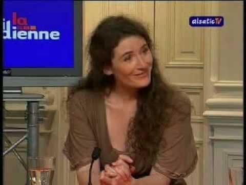 Interview d'Elsa Lunghini sur Alsatic TV