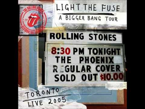 The Rolling Stones - Light The Fuse: A Bigger Bang In Toronto 2005 (2012)