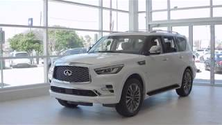 2018 INFINITI QX80 Review/Overview