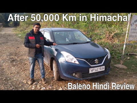 Performance And Mileage In Hills | Maruti Baleno Review In Hills