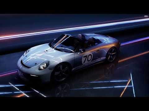 Nvidia Ray Tracing Porsche Demo Real Time Youtube