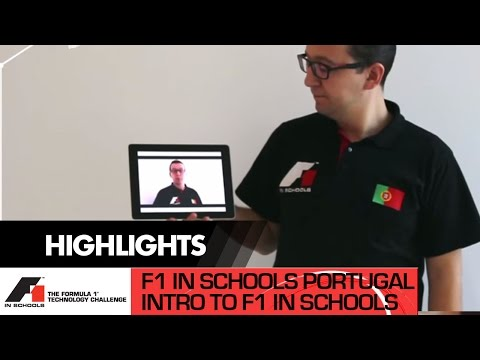 F1 in Schools Portugal - Introduction to F1 in Schools