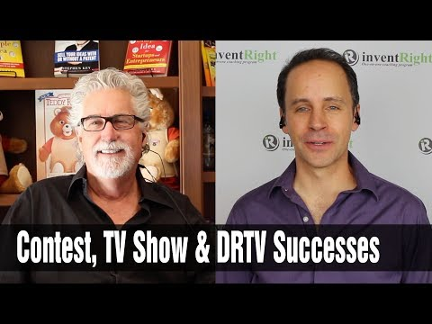 Contest, TV Show and DRTV inventRight Success Stories