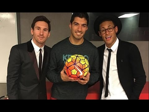 Messi Suarez Neymar (MSN) 2017 ► Swag, Clothing & Looks | HD